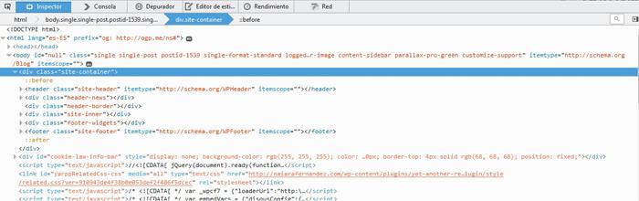 inspector-navegadores-codigo-html